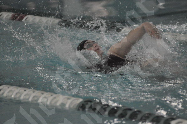 Swimming: YMCA 1/11