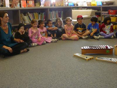 Zoe's Music Class 2012