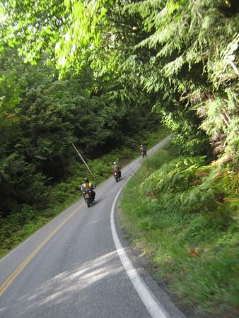 Racehorse Mountain KLR ride 9-11-10