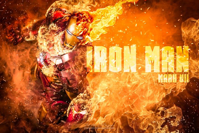 Toy Photography: Iron Man