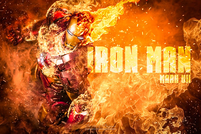 Toy Photography: Iron Man