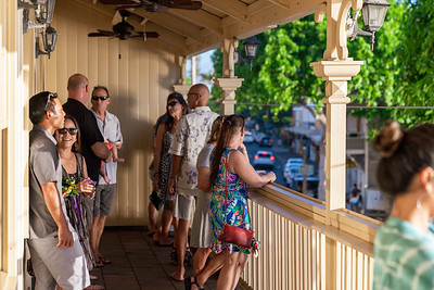 Lahaina Loft - One Year Celebration