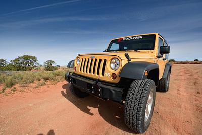 2014 04 avril Balade en Jeep dans Canyonland