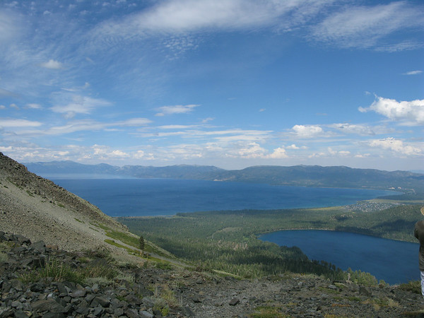 Mt Tallac and Christmas Tree Valley