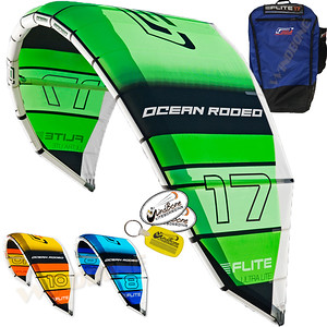Gen5 Ocean Rodeo Flite Light Wind Kitesurfing Kite
