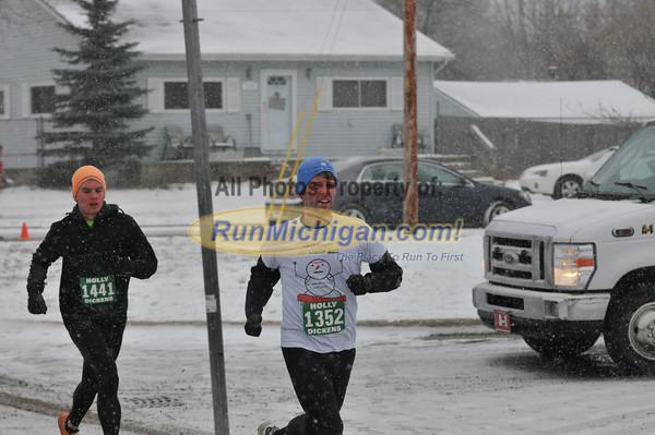 10K, Loop 1 - 2013 Run Like the Dickens