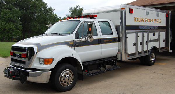 Boiling Springs Rescue Squad (Former)
