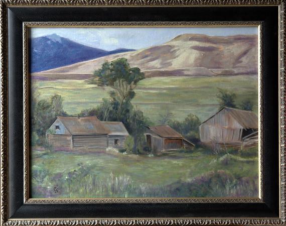 Saratoga - Lush and Abandoned
