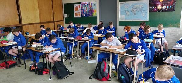 Christmas exams preparation