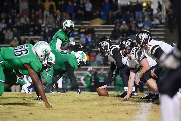 2018 Rd 1 Playoffs - Providence at Myers Park