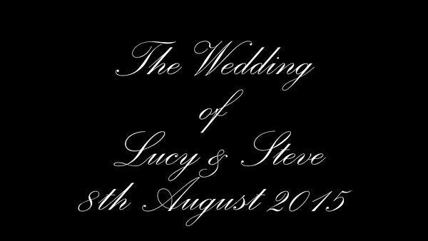 Lucy & Steve