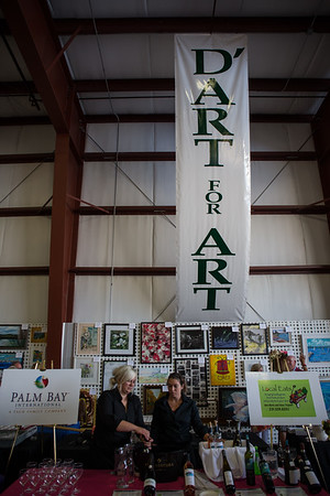 Crooked Tree Art Center CTAC D'Art Harbor Springs Irish Boat Works 2017
