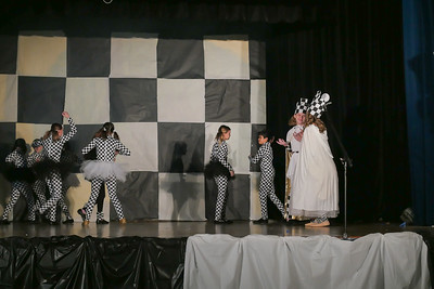 "190314 EAST AVENUE MIDDLE SCHOOL PRESENTS ""WONDERLAND"""