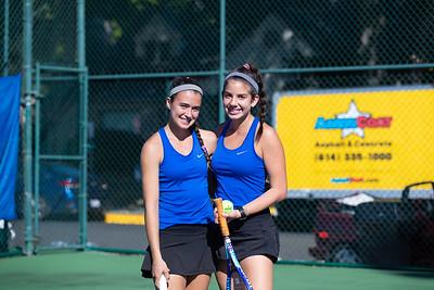 Varsity Girls Tennis vs Olentangy Berlin