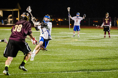 Logan@SV Lacrosse and 2013 Seniors 4-19-13