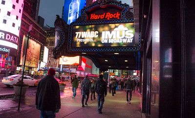 Imus on Broadway 2015