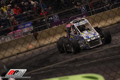 Syracuse Indoor Race - 3/9/19 - Lucas Ballard