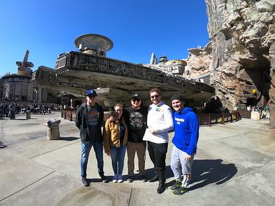 SWGOH GameChangers Meetup - Disneyland - 02-04-2020