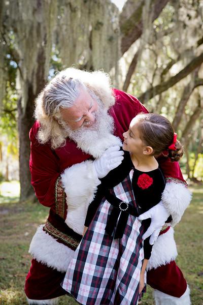 Santa Minis 2018: Evie!
