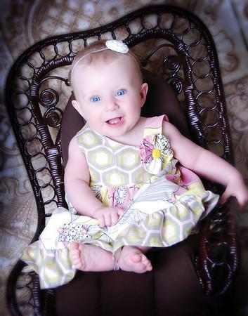 CHARLEY ANN ~ 6 Months