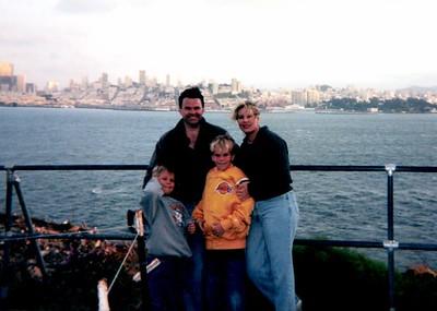 2001/06 - Alcatraz Island, San Francisco, CA