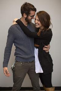 Corey and Sara