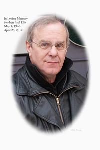 Stephen Paul Ellis