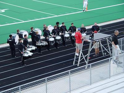 9-24-04 Elkins Football Game