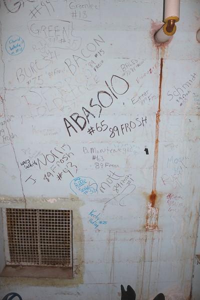 Signature Wall - WJHS
