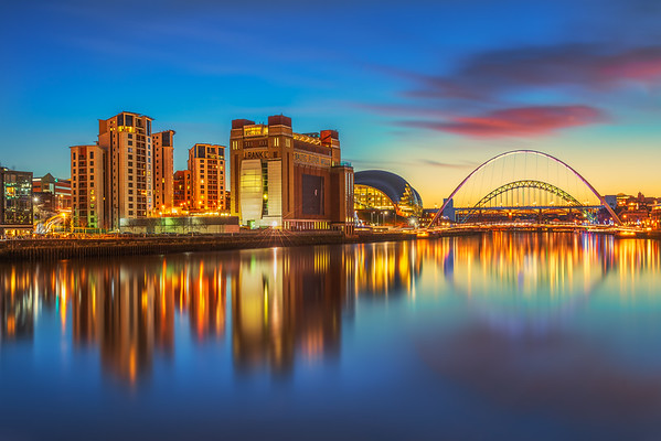 Photos of North East England