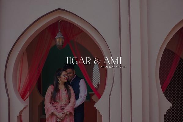Jigar & Ami | Surat 2018