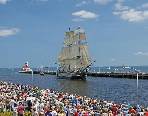 July 29, 2010 Tall Ships