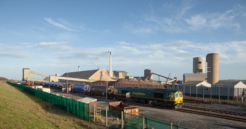 Boulby Mine.