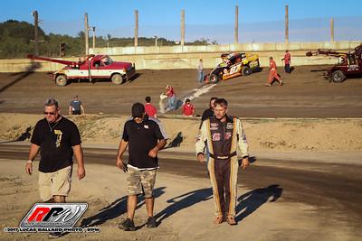 Lebanon Valley Speedway - 7/29/17 - Lucas Ballard