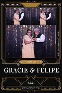 Gracie & Felipe 50th Anniversary