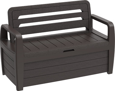 Storage Patio Bench