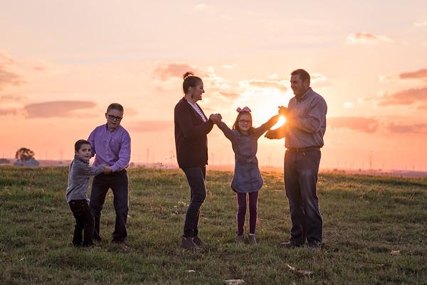 Whitaker Family ~ 2019