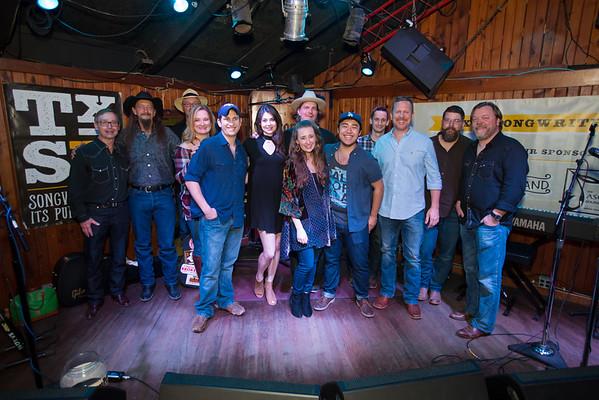 2016 Texas Songwriter U