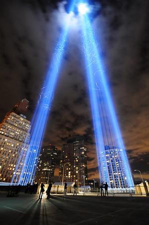 911 2010 - Tribute in Light
