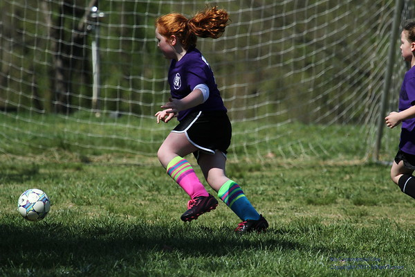 2013-04-20 AYSO Soccer Game