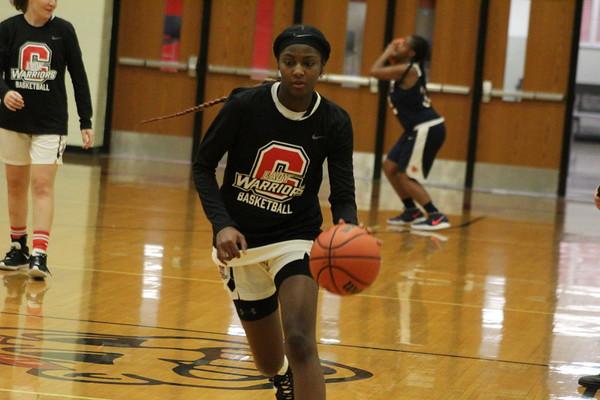 GIRLS BASKETBALL East Chicago VS Calumet High School 2020