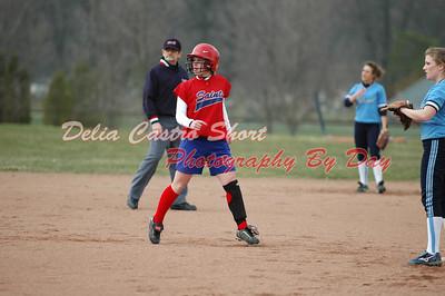 St. Clair JV Softball Ag. Richmond