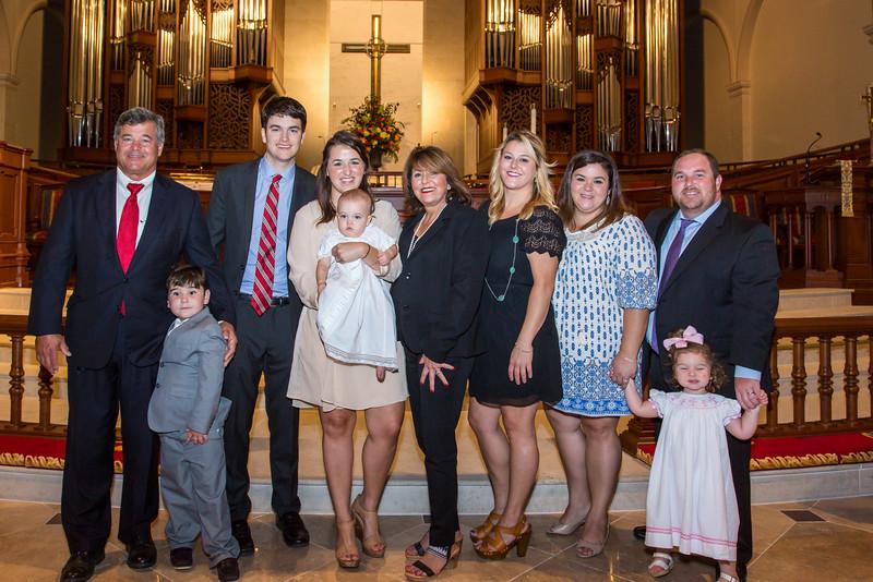 09.18.16 Baptisms 1st Service
