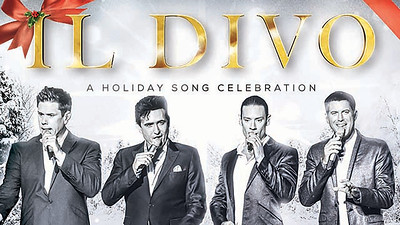 Il Divo - A Holiday Song Celebration