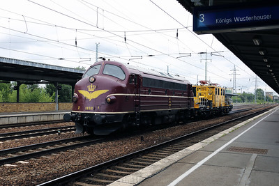 CLR = CARGO LOGISTIK RAIL SERVICE GmbH