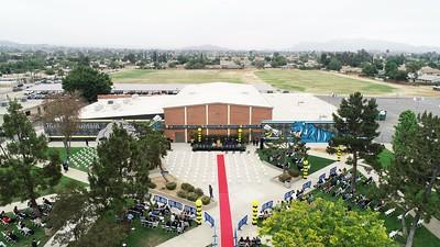 March Mountain High School Graduation