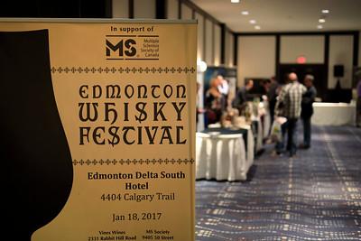 MS Society - Edmonton Whiskey Festival 2017