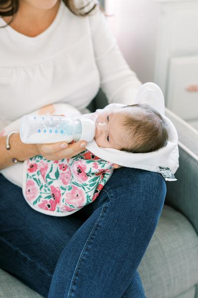 Olivia Ryann Lifestyle Newborn Session