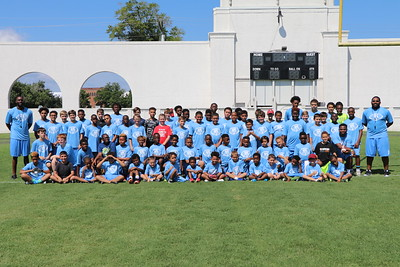 CYS Youth Sports NFL Camp 2018