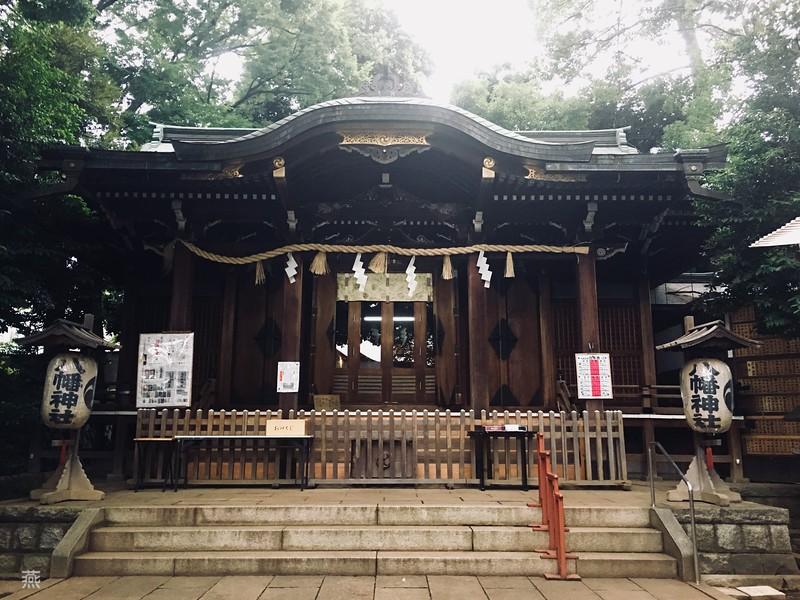 Hachiman Jinja 八幡神社, Nakameguro